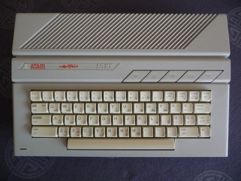 'Star' Arabic Atari 65XE Top