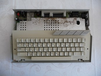 'Star' Arabic Atari 65XE CO70015-002, Arabic Keyboard