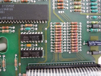 'Star' Arabic Atari 65XE Other components